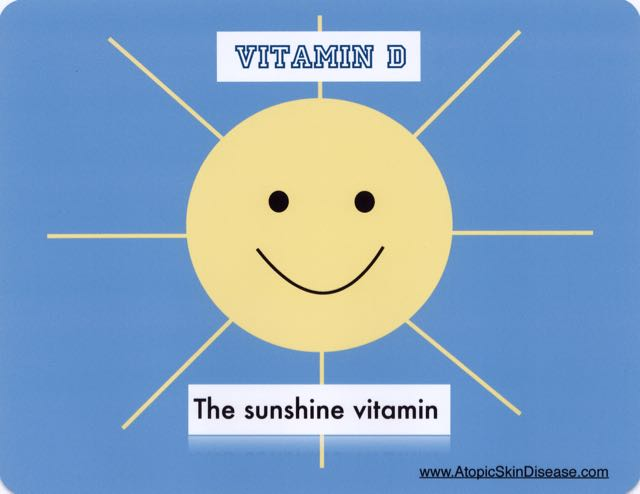 Sunshine-vitamin-D-atopic-eczema